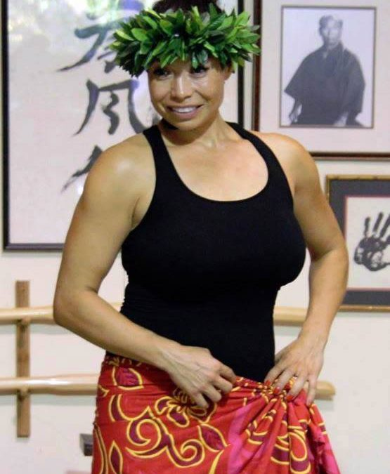 Palmetto Jujitsu welcomes Kumu Michelle Manu to our 15th Annual Clinic
