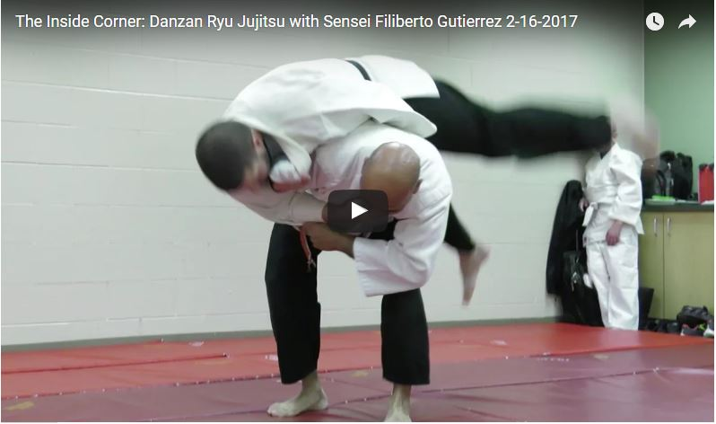 Interview with Sensei Filiberto Gutierrez